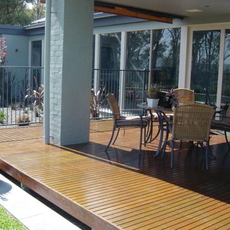 Australian Hardwood Timber Decking