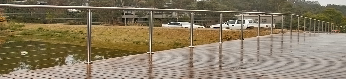 Blackbutt Decking - Donvale